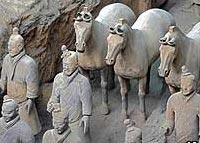 Phát hiện kho báu trong mộ Tần Thủy Hoàng