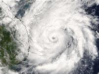 Bão số 8 - cơn bão kỳ dị nhất từ trước tới nay