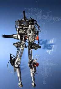 Hàn Quốc sẽ có robot cảnh sát