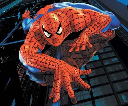 Bước đột phá trong trang phục người nhện