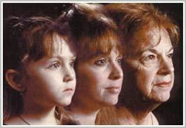 Tiến trình lão hoá - Cân bằng giữa quá trình tự thay mới và lão hoá