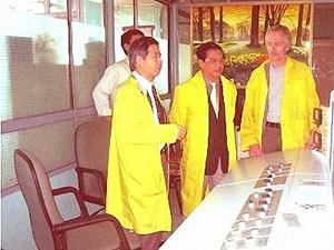 Lò phản ứng hạt nhân Đà Lạt: Dùng Uranium độ giàu thấp