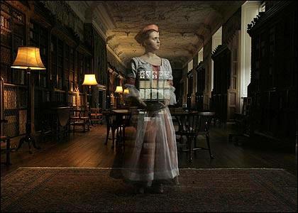 Những ngôi nhà ma ám nổi tiếng nhất nước Anh