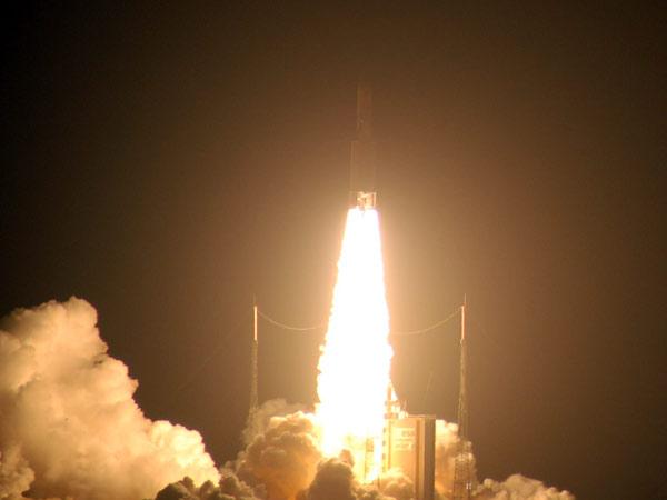 VINASAT-1 về đến quỹ đạo 131 độ Đông!