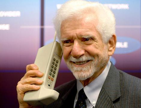 """10 """"cha đẻ"""" của các công nghệ quan trọng"""