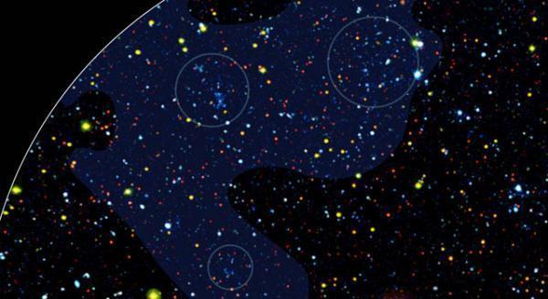 Công thức mới cho các thiên hà lùn