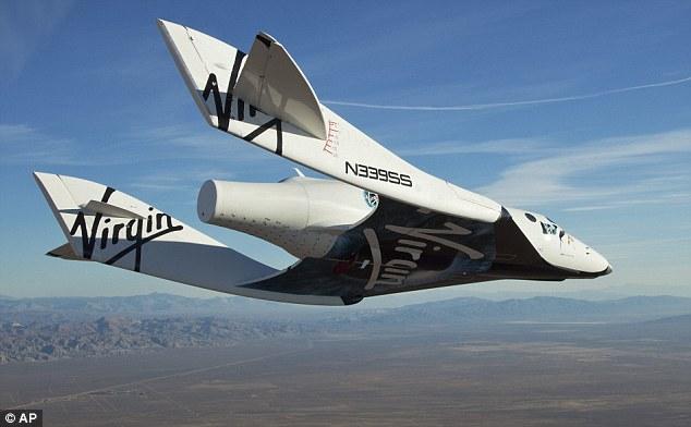 Đã sẵn sàng đường băng cho tàu du lịch vũ trụ