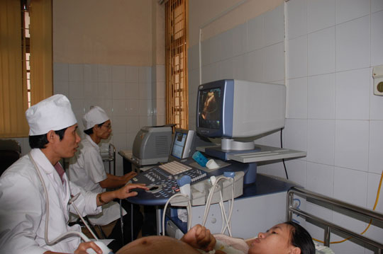 Phương pháp xác định giới tính thai nhi ở 7 tuần tuổi