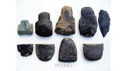 Tìm thấy nhiều di vật của người tiền sử ở Cao Bằng