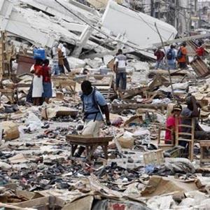 2010 - Năm chết chóc nhất vì thiên tai
