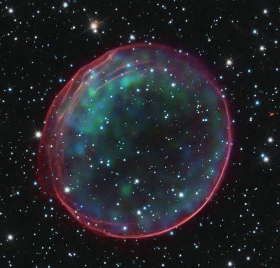 Nguồn gốc siêu tân tinh