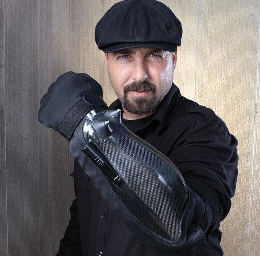 Găng tay đa năng đặc chế cho cảnh sát