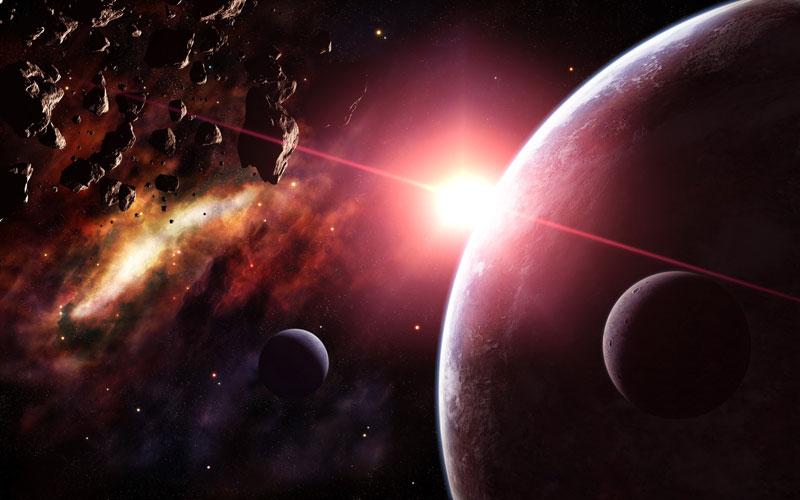 """Thử nghiệm """"khiên chắn"""" thiên thạch cho Trái đất"""