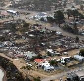 100 người mất tích vì cháy rừng tại Australia