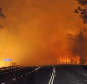 Video: Lửa cháy rừng ngùn ngụt ở nam Australia