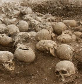 10 phát hiện khảo cổ dị nhất (2)
