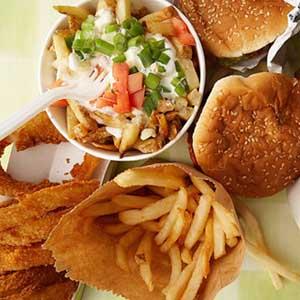 Thực phẩm chứa chất béo làm tăng nguy cơ trầm cảm
