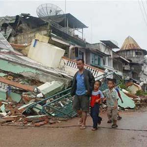 Động đất do... đô thị hoá