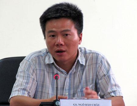 Giáo sư Ngô Bảo Châu nhận Bắc Đẩu Bội tinh
