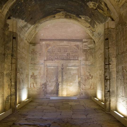 Khám phá nơi linh thiêng bậc nhất Ai Cập cổ đại