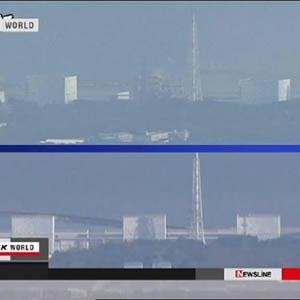 Lại nổ ở nhà máy điện hạt nhân Nhật