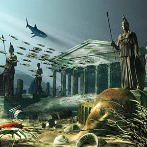 """""""Tìm thấy thành phố huyền thoại Atlantis"""""""