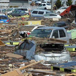 Video về thảm họa tại Nhật