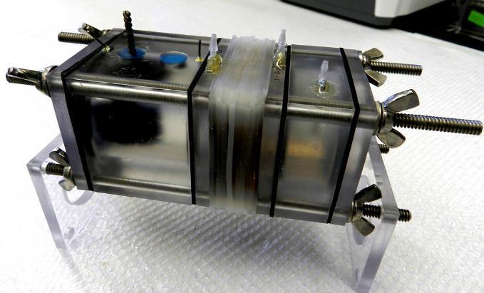 Máy phát điện từ nước thải