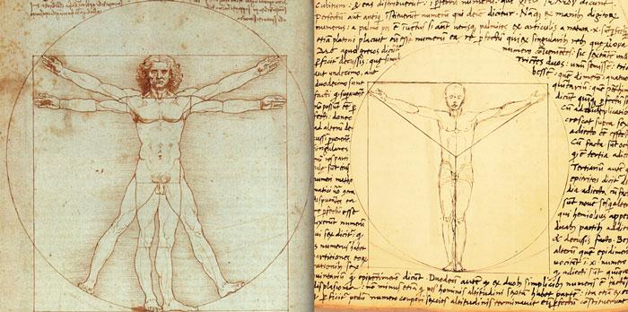"""Leonardo da Vinci """"đạo"""" tranh của bạn thân?"""