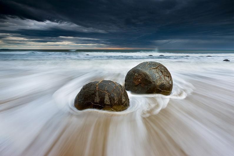 Ảnh đẹp: Thiên nhiên kỳ vĩ của New Zealand