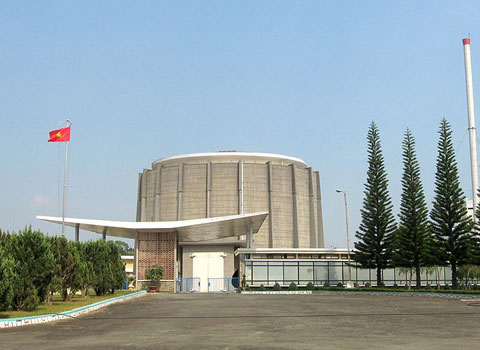 Việt Nam ưu tiên đảm bảo an toàn hạt nhân
