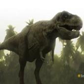 """Video: Căng thẳng """"đại chiến"""" rắn khổng lồ chống khủng long bạo chúa"""