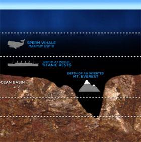 Tìm thấy sự sống ở đáy biển sâu nhất thế giới