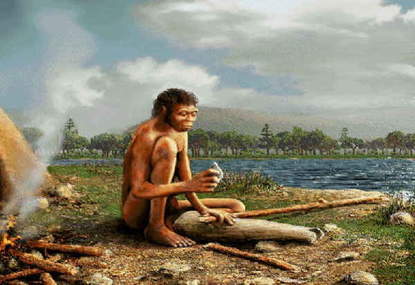 Lửa có thể xuất hiện cách đây 1 triệu năm
