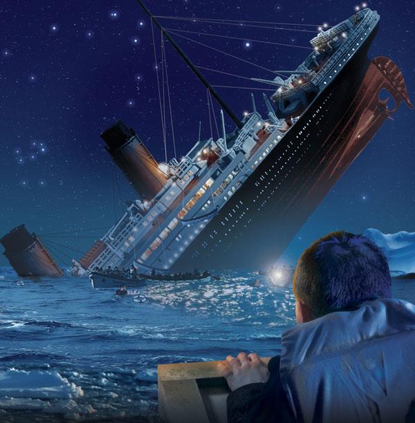 Những giả thuyết kỳ lạ về thảm họa Titanic