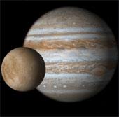 Nguyên liệu của sự sống tồn tại trên vệ tinh sao Mộc
