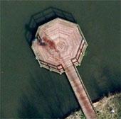 Ma, thủy quái liên tục xuất hiện trên Google Earth