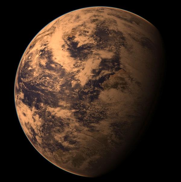 Phát hiện hành tinh giống trái đất