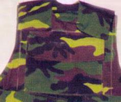 Việt Nam chế tạo thành công áo chống đạn
