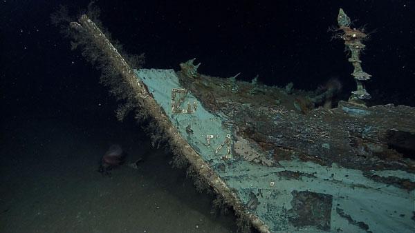 Kho báu trên xác tàu đắm 200 năm dưới đáy biển