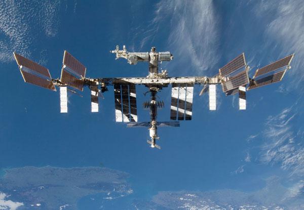 Trạm Vũ trụ Quốc tế tăng quỹ đạo thêm 1,5km