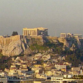 Động đất chôn vùi Hy Lạp cổ đại?