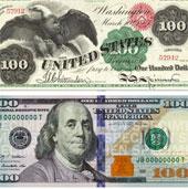 Nhìn lại lịch sử đồng 100 USD