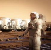 Hơn 78.000 người đăng ký lên sao Hỏa không về
