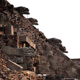 Phát hiện được 3 cổ mộ nằm sâu trong đền Rắn bí ẩn