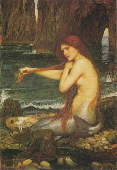 """Những xác chết dị hợm của """"nàng tiên cá"""""""