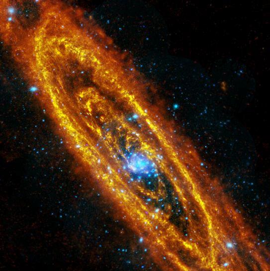 Thiên hà Andromeda sẽ huỷ diệt Trái đất
