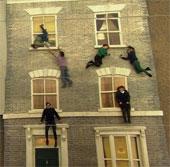 """Video: Ngôi nhà kỳ lạ """"thách thức"""" trọng lực"""