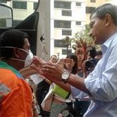 Singapore lên kế hoạch phòng khi khói bụi gia tăng