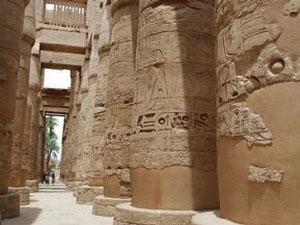 Ai Cập phát lộ cổng đá dẫn vào kho báu nhà vua
